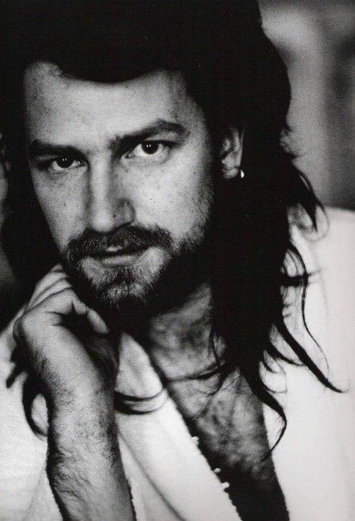 Paul David Hewson aka Bono, of the rock band U2   photo by Anton Corbijn