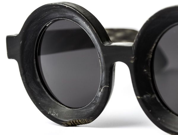 kuboraum // horn \u0026quot;mask\u0026quot; sunglasses. Sunglasses WomenRay Ban ...
