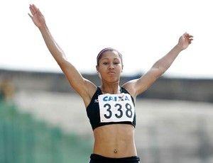 Blog Esportivo do Suíço: Brasileira conquista medalha de prata no salto em distância em torneio indoor na França