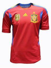 Resultado de imagen para camiseta seleccion española