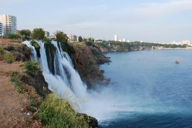 Antalya - selale