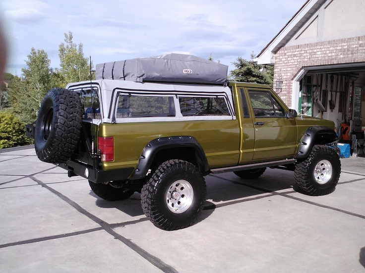 17 Best Images About Jeep Trucks On Pinterest