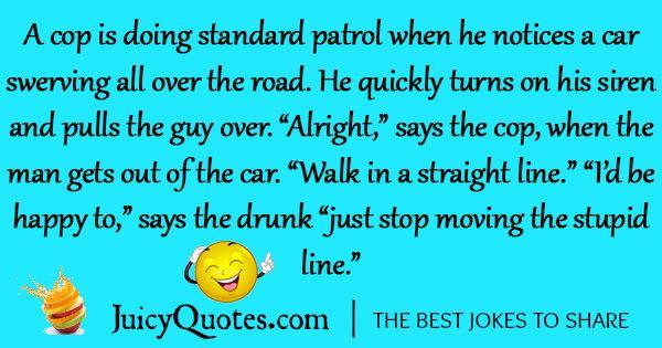 Funny Police Joke - 20