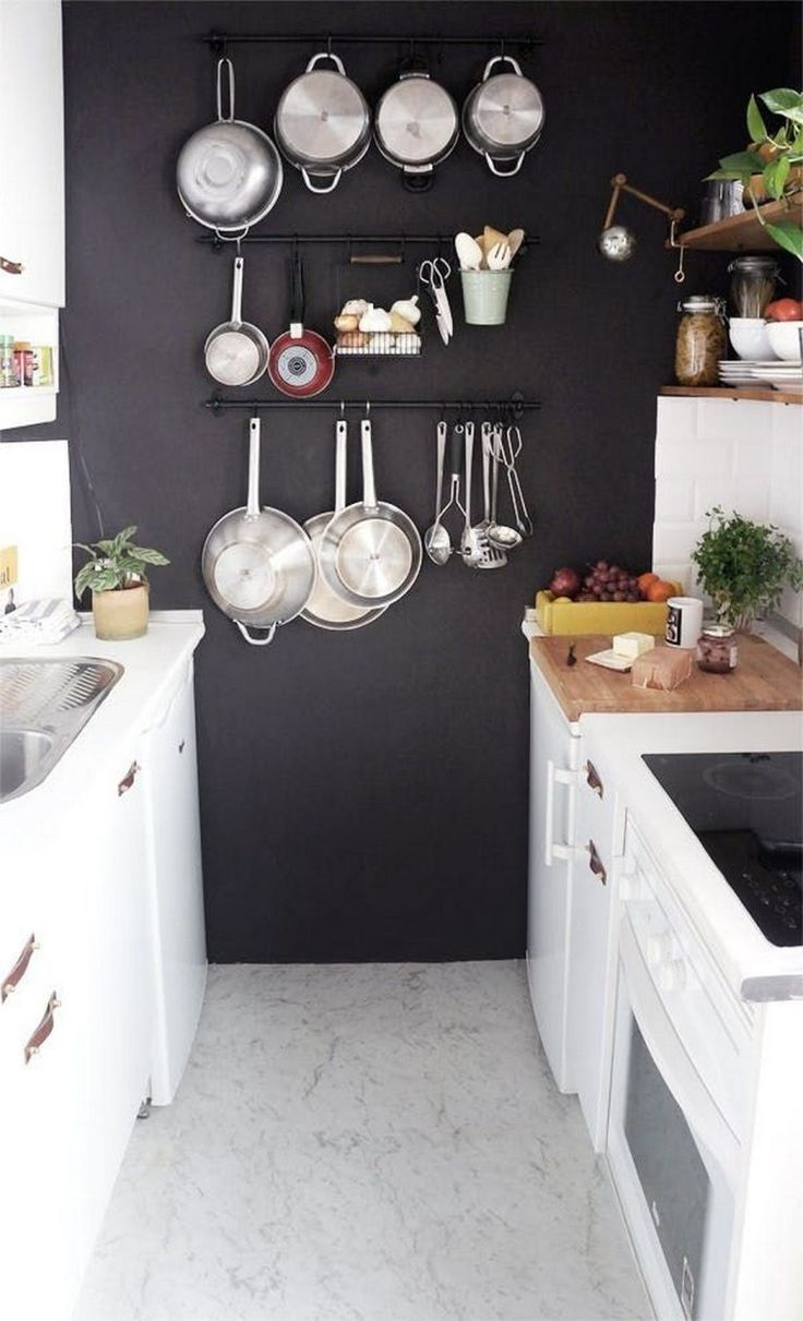 26 Easy-Install Small Kitchen On A Budget