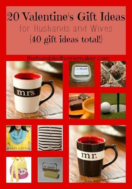 #ValentinstagGeschenkideen-40 Valentinstag Geschenkideen für Ehepartner   – Eri…