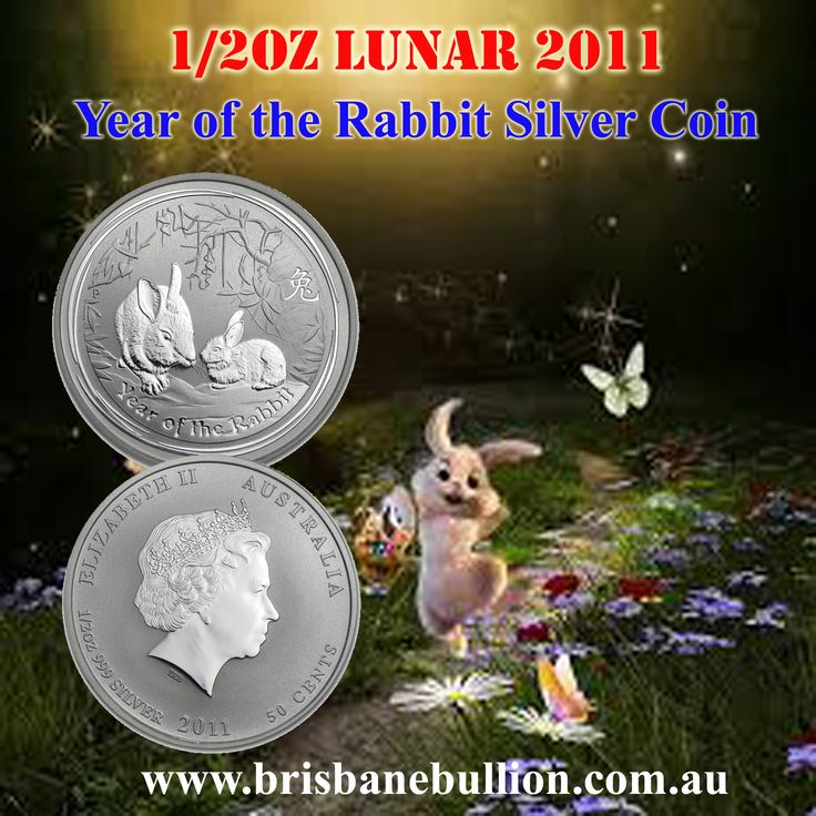 Buy the highly collectible Perth Mint 1oz 2011 Lunar Rabbit Silver Coin from Brisbane Bullion, your Local store of gold and silver bullion in Brisbane. Order now: https://brisbanebullion.com.au/1-2-oz-lunar-2011-year-of-the-rabbit-silver-coin #RabitSilverCoins #RabitCoins #SilverCoins #BrisbaneBullion #SilverBullion #PerthMint #AustralianBullions #BestGoldSilverDealer #Brisbane