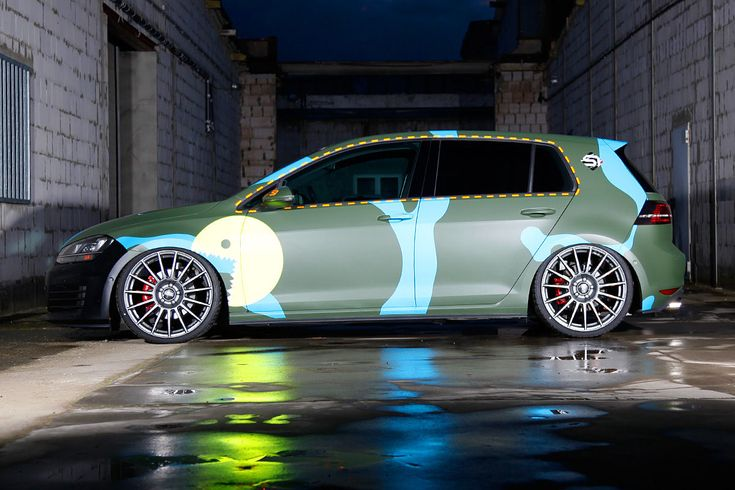 VW Golf - LGMSports.com