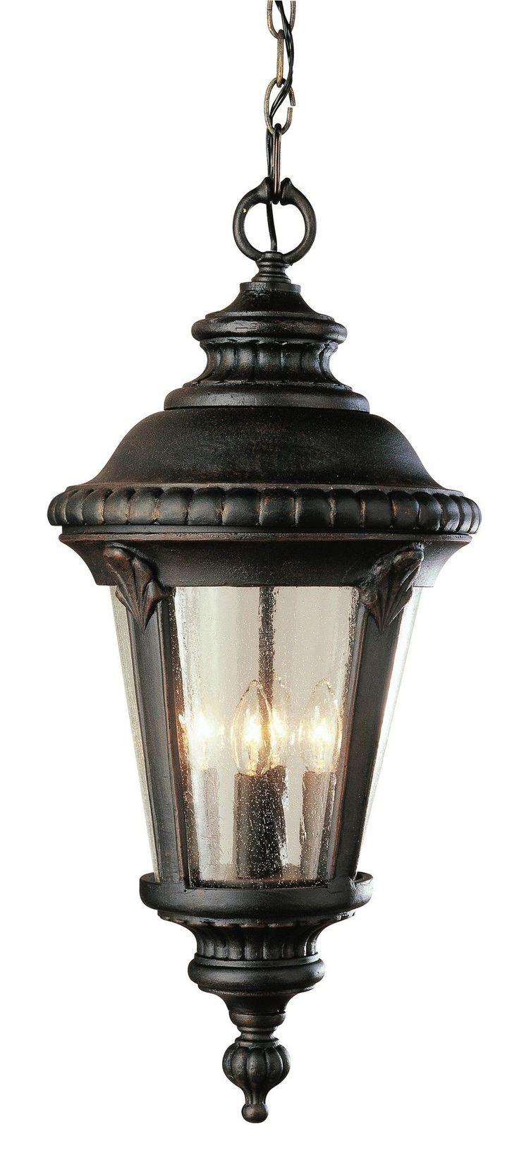 Outdoor hanging lamp - 3 Light Outdoor Hanging Lantern