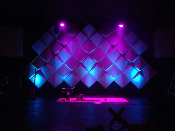 How to create Big Stages with Small Budgets: Materials, Supplies ...