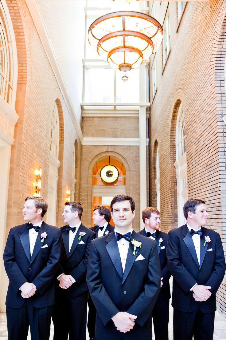 Atlanta Wedding at the Georgian Terrace Hotel by Carla Gates Photography  Read more - http://www.stylemepretty.com/georgia-weddings/2012/05/09/atlanta-wedding-at-the-georgian-terrace-hotel-by-carla-gates-photography/