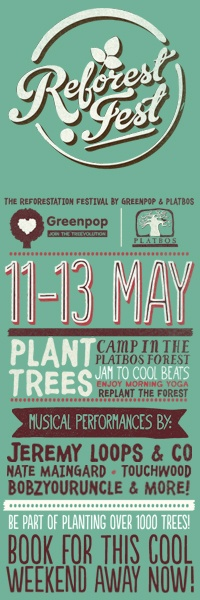 Reforest Fest 2012 http://www.facebook.com/events/290232311053295/
