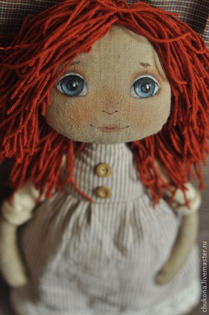 Muñecas de colección hechos a mano. Masters - Feria artesanal Yun. Hecho a mano.