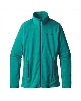 New In - Patagonia R1 FZ Jacket - Women's