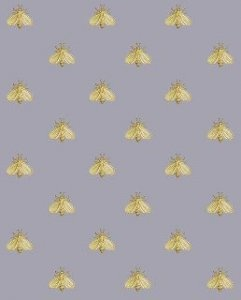 BEE fabric periwinkle- something like this at Quilt Bee quilting shop