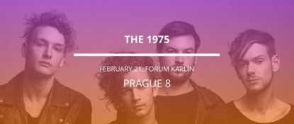 The 1975 in Prague