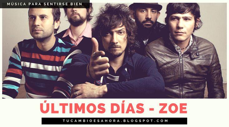 Te invito a disfrutar de esta canción y de su letra. Comenta si te gusta esta banda. #música #zoé #motivación
