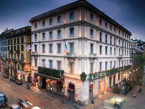Grand Hotel et de Milan - Exterior