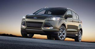 10 most improved car redesigns - Yahoo! Autos, Ford Escape (64 to 75)    The latest redesign of the Escape helped propel it to the top tier of our small SUV Ratings. The Escape is fun-to-drive, agile and quiet, plus it has an impressively supple and composed ride.