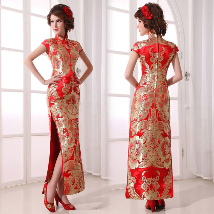 Pinterest the world s catalog of ideas for Chinese wedding dresses online
