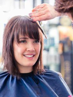 Haare schneiden DIY - Dafür brauchst du nicht zum Friseur