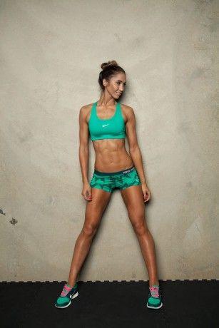 theathleticbuild: (via Muay Thai Fighter and Fitness Model Chontel Hau Talks With TheAthleticBuild.com)