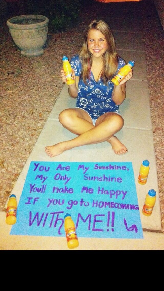 1420 best images about Promposals on Pinterest Asking to