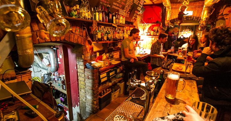 They may not be clean and they're certainly not classy, but all of these classic pubs have plenty of personality and a customer base of fascinating local characters.