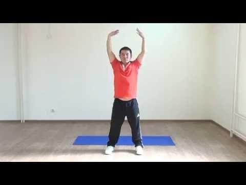 Гимнастика ТКМ: утренняя гимнастика цигун для активных людей