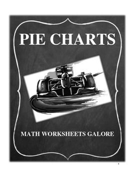 how to draw accurate pie chart