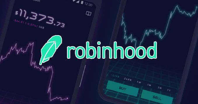 trade in cryptocurrency on robinhood