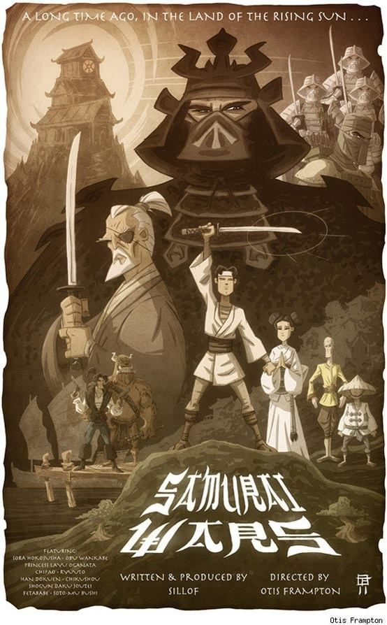Star Wars / Samurai Wars