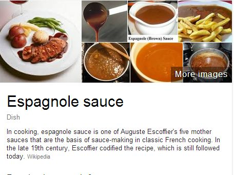 69 best sauce gravy brown red roux images on pinterest for 5 mother sauces of french cuisine