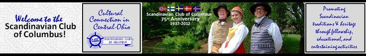 SCANDINAVIAN CLUB OF COLUMBUS, OHIO http://www.scandiclub.com/