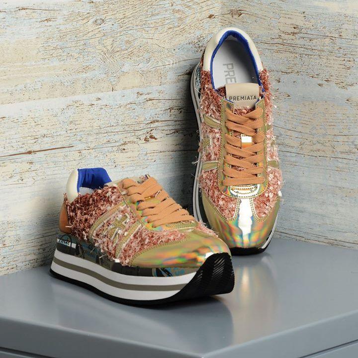 #Premiata Sneakers Donna #SpecialEdition linea esclusiva per negozi di abbigliamento info #whatsapp 366.3200574