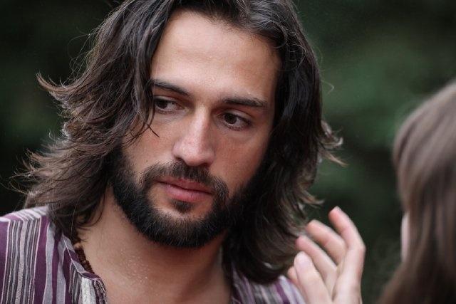 "José Fidalgo Film "" O Milagre""  Character "" O Cristo"""