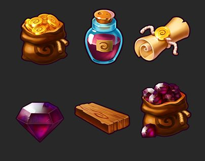 """Check out new work on my @Behance portfolio: """"Casual Game Icons"""" http://be.net/gallery/63014419/Casual-Game-Icons"""