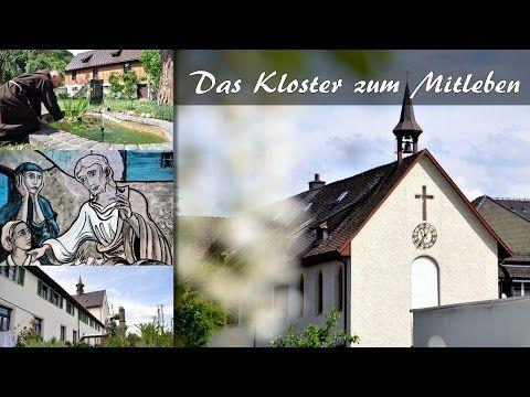 Auszeit im Kapuzinerkloster Stühlingen - Das Kloster zum Mitleben - YouTube