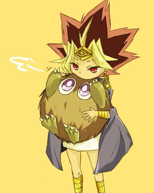 Tell me this isn't kawaii overload and your dead; by duel monster!