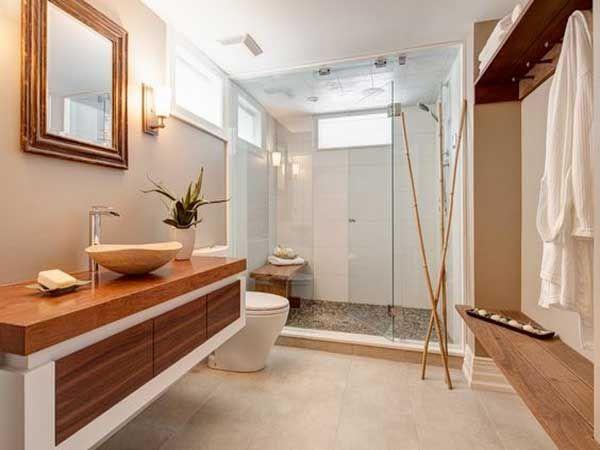 Les 25 meilleures idées de la catégorie Salle de bains asiatique ...
