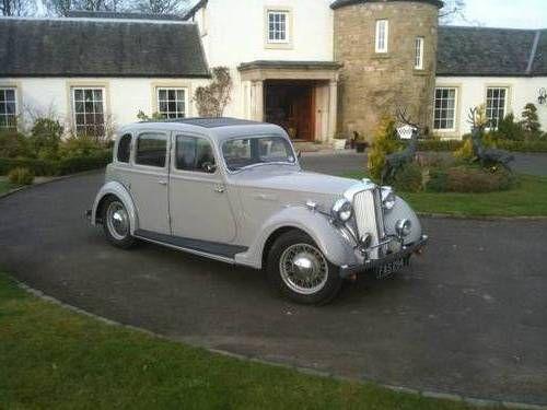 Rover 16 P2 (1938)