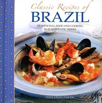 Discover the explosive tastes of Brazilian food and cooking from sizzling street food to dishes for special occasions; classic recipes are presented with 85 vibrant photographs.