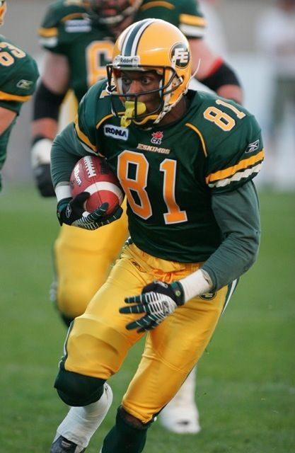 Ed Hervey Edmonton Eskimos