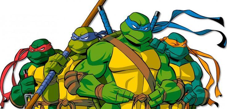 """Así lucen las """"Tortugas Ninja"""" en su nueva película - eju.tv"""
