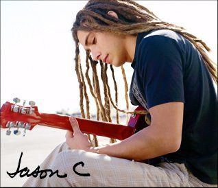 Jason Castro. I never thought dread locks could be so sexy. :3