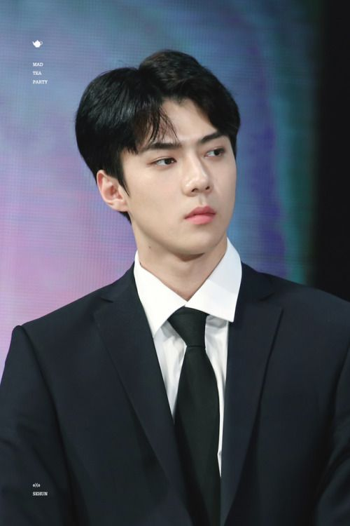 Sehun - 171103 2017 Korean Pop Culture and Arts Awards Credit: Mad Tea Party. (2017 대한민국 대중문화예술상 시상식)