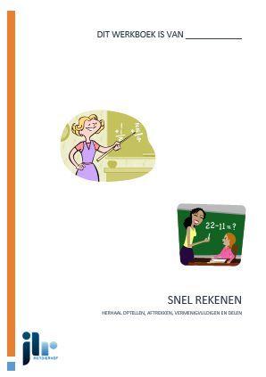 Werkboek Snel Rekenen