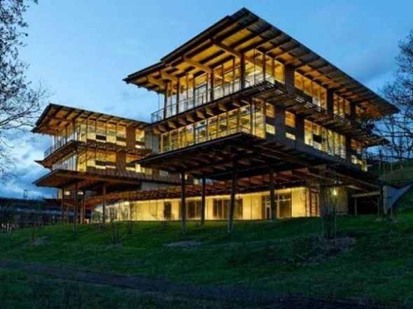 Quiksilver Europe Office And Organic Architecture