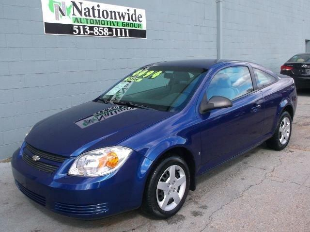 Used 2007 Chevrolet Cobalt LS for sale at Nationwide Automotive Group of Fairfield in Fairfield, OH for $3,494. View now on Cars.com.