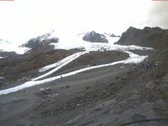 Pitztal Glacier, Rifflsee - ski holidays Tyrolean Glacier