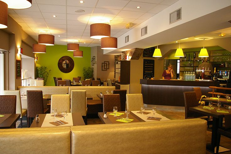 Awesome Decoration Interieur Restaurant Pictures - lalawgroup.us ...